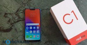 Realme lanzará pronto una nueva variante de Realme C1 en India: Informe