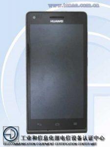Huawei Ascend G6, versión económica de Ascend P6, certificado en China
