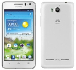 Huawei Ascend G600 ahora disponible en India por Rs.14,990