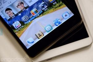 Huawei Ascend Mate 2 se retrata una vez más en todo su esplendor