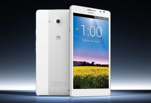 Huawei Ascend Mate se lanzó en India a Rs.  24900