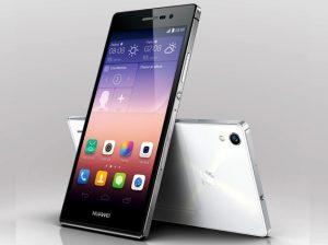 Huawei Ascend P7 con procesador octa-core lanzado en India por Rs.  24799