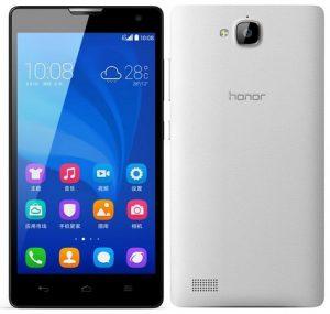Huawei Honor 3C 4G con procesador más rápido y soporte LTE anunciado