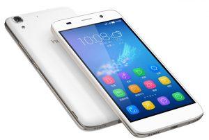 Huawei Honor 4A con pantalla HD de 5 pulgadas y procesador Snapdragon 210 anunciado