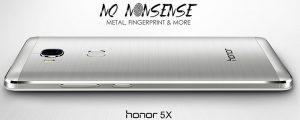 Honor 5X ahora disponible en el Reino Unido por £ 189.99