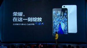 Huawei Honor 6 presentado;  viene con pantalla Full HD y procesador Octa-core