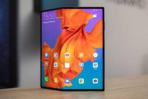 El teléfono inteligente plegable Huawei Mate X2 se lanzará en el tercer trimestre de 2020