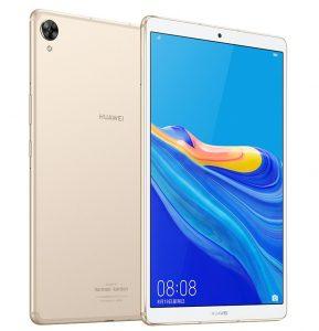 Huawei MediaPad M6 con tecnología Kirin 980 SoC se vuelve oficial en China