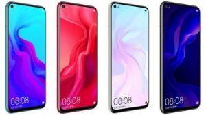 Huawei Nova 5 y Nova 5i se lanzarán el 21 de junio