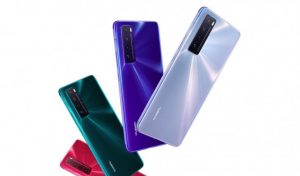 Huawei Nova 7 5G con chipset Kirin 985 y 8 GB de RAM lanzado en China