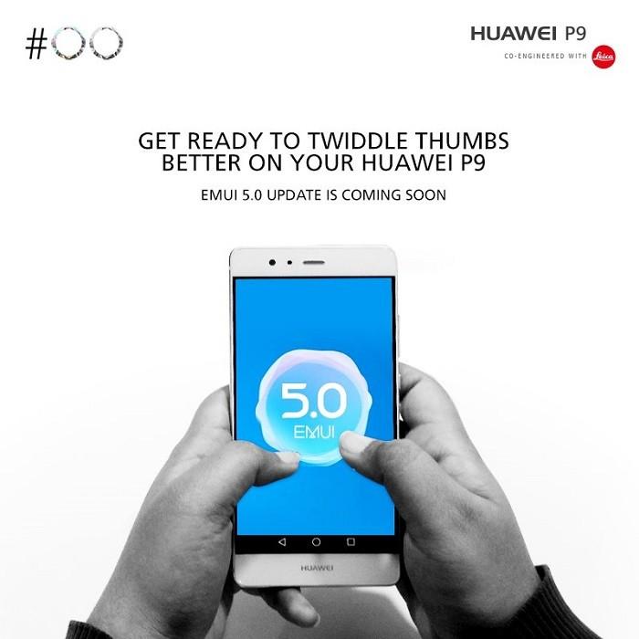 huawei-p9-emui-5-android-7-turrón-actualización