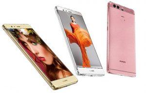 Huawei P9 y Huawei P9 Plus con configuración de cámara dual de 12 MP revelada