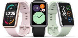 Huawei Watch Fit con batería de 10 días de duración se vuelve oficial