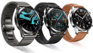 Huawei Watch GT2 con chipset Kirin A1 se lanzará en India a principios de diciembre