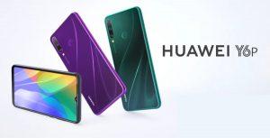 Huawei Y6p con Helio P22 SoC, 4 GB de RAM y batería de 5000 mAh anunciado