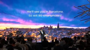 Huawei confirma el lanzamiento de un teléfono inteligente plegable con soporte 5G en el MWC el próximo mes