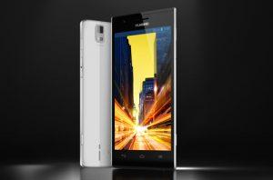 Huawei lanza Ascend P2