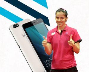 Huawei lanza tienda online en India;  Contrata a Saina Nehwal como embajadora