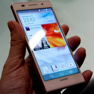 Huawei lanzará una versión renovada de Ascend P6 con procesador octa core