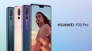 Huawei P20 Pro con pantalla con muescas de 6.1 pulgadas, Kirin 970 SoC y cámaras traseras triples lanzadas en India