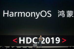Huawei presenta HarmonyOS para teléfonos inteligentes y dispositivos domésticos inteligentes
