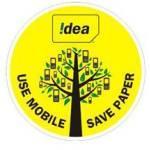 Usa el móvil, ahorra papel, ¡qué idea, Sirji!