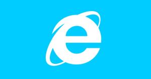 4 formas de iniciar Internet Explorer en Windows 10