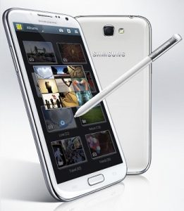 IFA: Samsung Galaxy Note II anunciado oficialmente