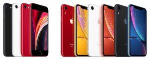 IPhone SE 2020 de Apple vs iPhone XR - ¿Cuál comprar?