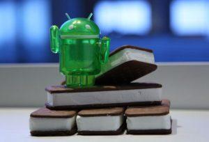 Ice Cream Sandwich llegará a los dispositivos Xperia en marzo a finales de abril de 2012