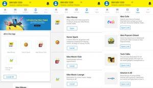 Idea Cellular lanza el conjunto de aplicaciones de entretenimiento integradas Digital Idea
