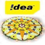 Idea (Gujarat) ofrece todas las llamadas a 50p / min