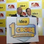 Idea Cellular registra suscriptores de 1 crore en Maharashtra y Goa