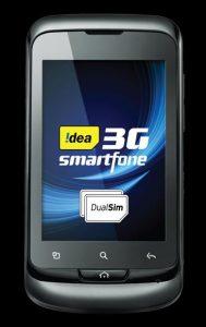 Idea lanza el nuevo teléfono inteligente ID-918 Android Dual-SIM 3G