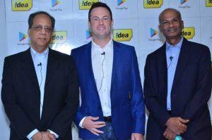 Idea lanza la facturación directa al operador en Google Play en India