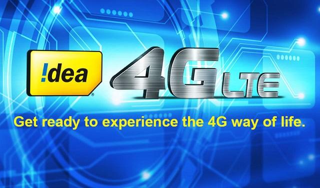 Idea-4G-lanzamiento-india