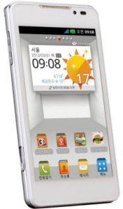 Imagen de prensa de LG Optimus 3D 2 filtrada
