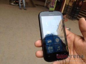 Imagen en vivo de la superficie del Nokia Lumia 510, especificaciones confirmadas