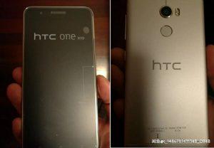Imagen en vivo de las superficies HTC One X10 en línea