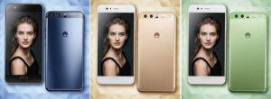 Imagen filtrada de Huawei P10 muestra el dispositivo en diferentes colores
