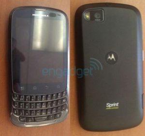 Imagen y especificaciones filtradas de Motorola Admiral
