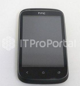 Imágenes de HTC Golf, también conocido como HTC Desire C, fuga