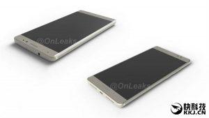 Imágenes de Huawei Mate 8 filtradas antes del lanzamiento