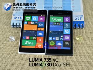 Imágenes de Nokia Lumia 730 y 735 filtradas antes del anuncio oficial