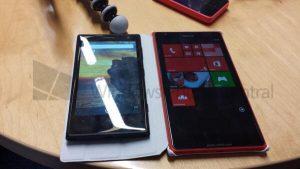 Imágenes de la superficie del Nokia Lumia 1520 de 6 pulgadas