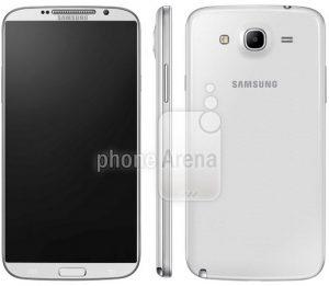 Imágenes de prensa y especificaciones detalladas del Samsung Galaxy Note 3 reveladas