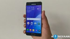 Imágenes prácticas del Samsung Galaxy A5 (2016)