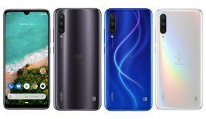 Imágenes y especificaciones de Xiaomi Mi A3 filtradas en línea a medida que se acerca el lanzamiento