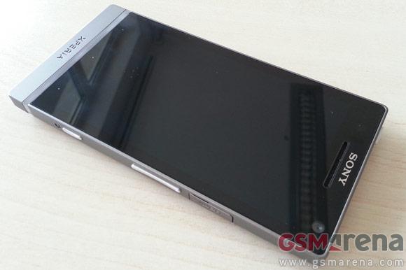 Imágenes y especificaciones de la fuga de Sony Xperia SL