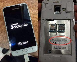 Imágenes y especificaciones del Samsung Galaxy J1 2016